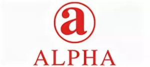 Alpha Taiwan logo