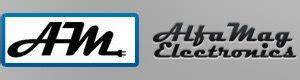 logo alfamag electronica